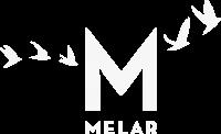 melar-white
